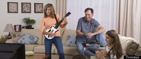 Video Games: The Hidden Benefits Of Playing With Your Kids | Digital & Media Literacy for Parents | Scoop.it