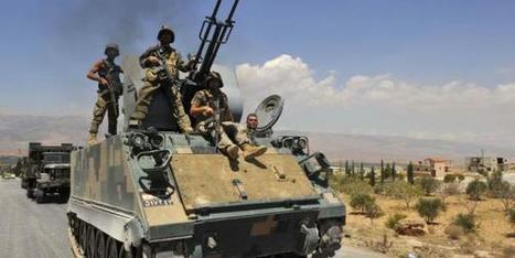 ETAT ISLAMIQUE: L'Arabie Saoudite va armer le Liban avec des armes françaises ' Histoire de la Fin de la Croissance ' Scoop.it