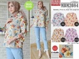 grosir baju muslim fashion MBM2084  ebd068a12b