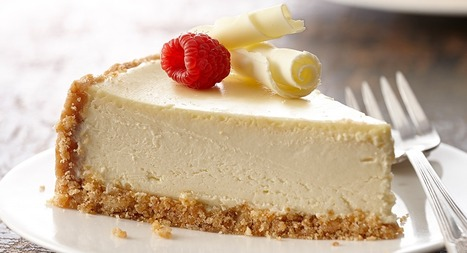 Ultimate Vanilla Cheesecake | FoodieDoc says: | Scoop.it
