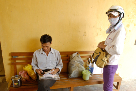Coverage plan: mobile phone app fights tuberculosis | mHealth- Advances, Knowledge and Patient Engagement | Scoop.it