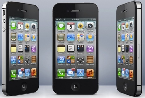 Tech Buzz: iPhone 4S with iPhone 4 design, dual-mode capability leaked by iTunes | iPad - iPhone News | Scoop.it