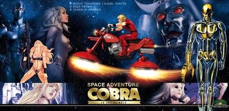 Quelques infos en vrac pour le jeu de rôle Cobra : Visuel, système de jeu, gamme... | Jeux de Rôle | Scoop.it
