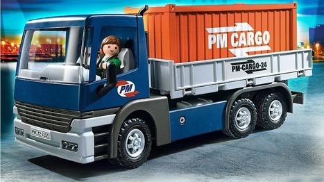 Déçus, des voleurs abandonnent un camion rempli de Playmobil | Mais n'importe quoi ! | Scoop.it