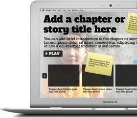 StoryCode February 2013 Immersive Media Dispatch | Young Adult and Children's Stories | Scoop.it