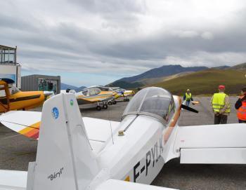 Peyragudes. Fête aérienne: coup d'essai à rééditer - La Dépêche | Vallée d'Aure - Pyrénées | Scoop.it