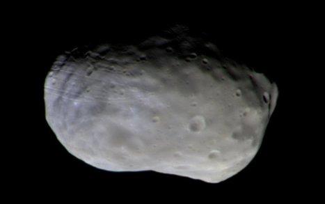 ExoMars 2016 : Phobos, lune de Mars, photographiée pour la première fois par TGO | The Blog's Revue by OlivierSC | Scoop.it