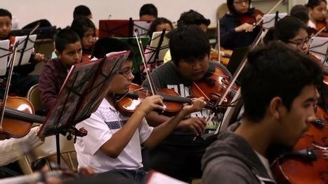 Making sure young brains get the benefits of music training | Pedagogía, escuela y las tic, altas capacidades | Scoop.it