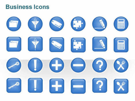 business icons for powerpoint in powerpoint presentation tools and