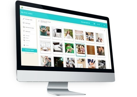 Animoto - Make & Share Beautiful Videos Online | marked for sharing | Scoop.it