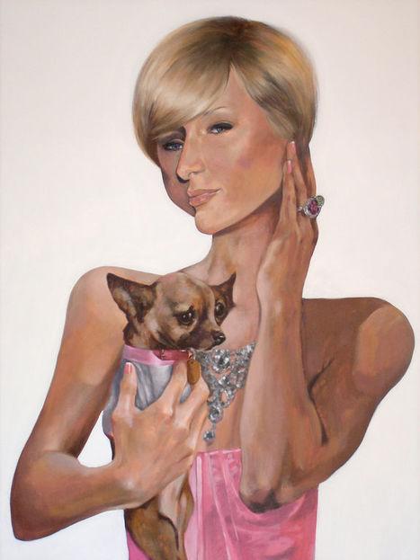 Raquel A. Lara   Painter   les Artistes du Web   Scoop.it