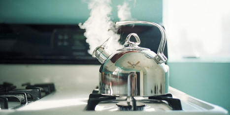 Why Do Kettles Whistle? Science Has An Answer - Huffington Post UK | Science & Engineering | Scoop.it
