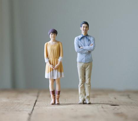 Repartez avec votre figurine. Ouverture du premier photomaton 3D au Japon | Le monde demain | Scoop.it
