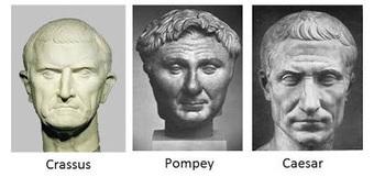 Dissecting Rome's First Triumvirate – Part I | Roma Antiqua | Scoop.it