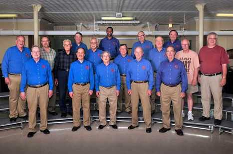 Four-part barbershop harmony to be heard | OffStage | Scoop.it