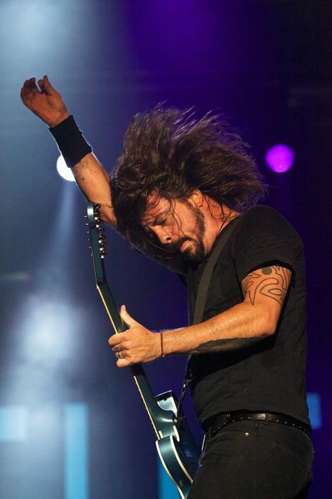 PHOTO: Foo Fighters, deLuna fest 2012 | SongsSmiths | Scoop.it