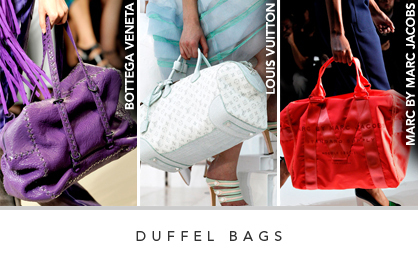 Spring 2012 Runway Trends: Handbags | 2012 Fashion Runway Trends | Scoop.it