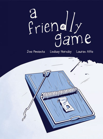 Comic Review: A friendly Game. SLG Publishing, how I love thee… | Comic Book Reviews | Scoop.it