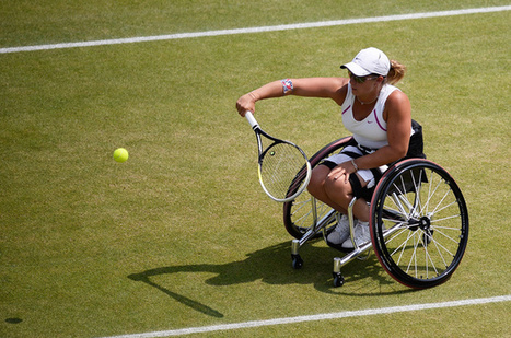 Wheelchair tennis returns to London - Aljazeera.com | Differently Abled and Our Glorious Gadgets | Scoop.it