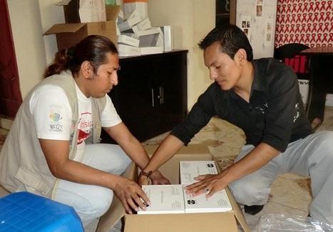 Prevention to reduce risk factors, facilitating the future integration of prisoners in Machala Ecuador   Actualité du monde associatif, du bénévolat, des ONG, et de l'Equateur   Scoop.it
