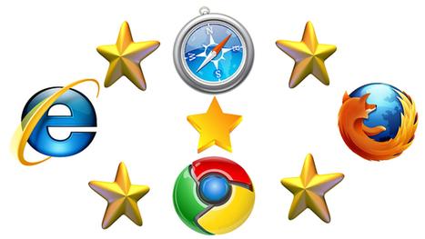 Retrouvez vos signets sur tout navigateur | MultiAstuces Eric OTHON | Scoop.it