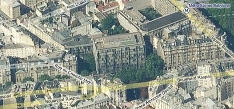 La ville numérique : quels impacts pour les citadins ? | espaces publics urbains | Scoop.it
