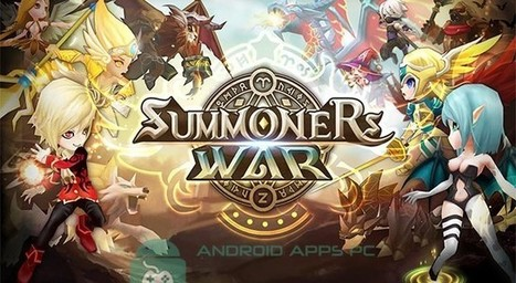 Summoners War for PC Windows & MAC - AppsforPCandroid | appsforpc | Scoop.it
