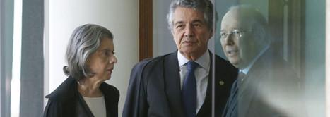Lava Jato terá novo relator em poucas horas ou dias, diz Marco Aurélio | EVS NOTÍCIAS... | Scoop.it
