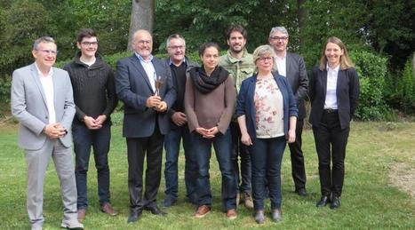 Vendée. Et Les Lauréats Des Trophées Avenir Sontu2026 | HISTORIQUE Revue De  Presse EGC