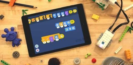 Google presenta Scratch Blocks, para que desarrolladores creen experiencias de programación para niños | Blogs educativos generalistas | Scoop.it
