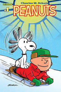 """Peanuts"" #1 Coming in January from BOOM! - Comic Book Resources 