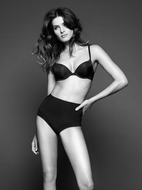 Isabeli Fontana Shapes Up for Lindex Spring 2014 Campaign | TAFT: Trends And Fashion Timeline | Scoop.it