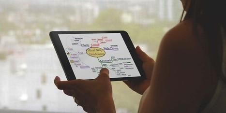 Mind Mapping On The iPad: Here Are Your Options | Penser, réfléchir, planifier avec la carte heuristique, les cartes conceptuelles | Scoop.it