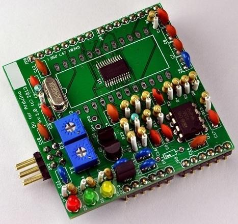DV for Arduino GMSK adapter | Raspberry Pi | Scoop.it