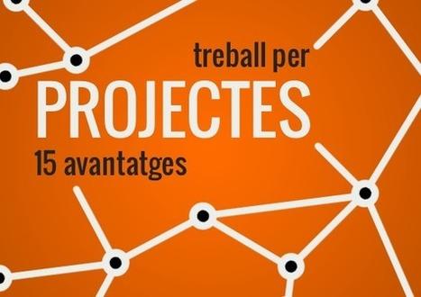 15 avantatges indiscutibles de treballar per projectes | InEdu | Scoop.it