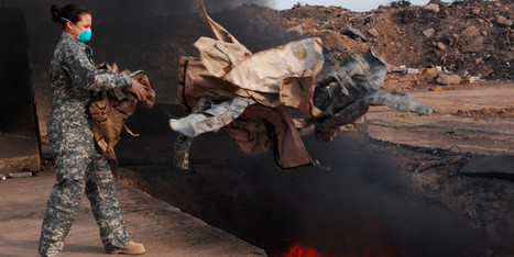 When It Comes to Burn Pits, Veterans Might Be On Their Own | Veterans Affairs and Veterans News from HadIt.com | Scoop.it