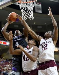 D.J. Johnson rounding into form for K-State | All Things Wildcats | Scoop.it