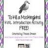 To Kill a Mockingbird by Harper Lee resources