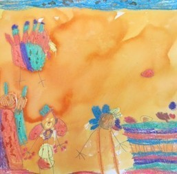 The Making of a Story in Kindergarten and Amplification Thoughts|Langwitches Blog | Ipads in early years and KS1 education | Scoop.it
