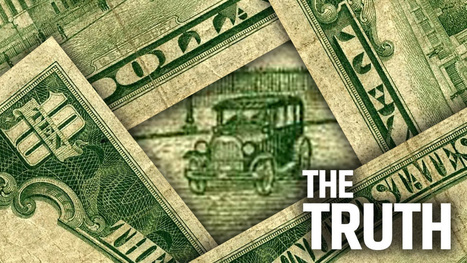 The Dark Secret Of The Only Car To Appear On American Paper Money | enjoy yourself | Scoop.it