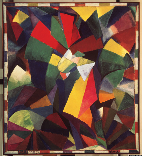 Who Invented Abstract Art?   Visual Culture and Communication   Scoop.it