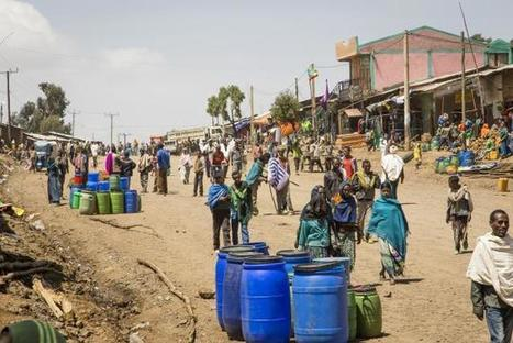 Women Lead to Solve Water Shortages in Ethiopia's Worst Ever Drought | ActionAid | Understanding Water | Scoop.it
