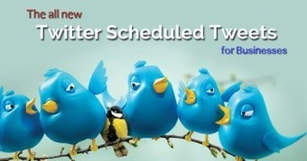 Twitter launched Scheduled Tweets, what marketers need to know?   Good Read   Scoop.it