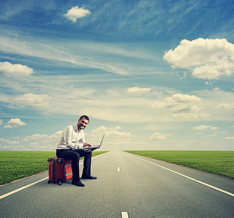 How to Stay on Top of Online Marketing While Traveling   Surviving Social Chaos   Scoop.it