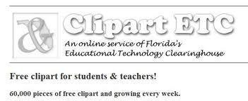 ClipArt ETC: Free Educational Illustrations for Classroom Use | Moodle and Web 2.0 | Scoop.it