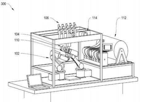 iRobot files patent application for autonomous all-in-one 3D printing, milling, drilling and finishing robot | KurzweilAI | This week in 3d printing | Scoop.it