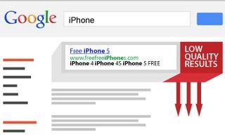 5 Graphics that Recap the Most Important Google SERP Changes in 2012 | SEO Tips, Advice, Help | Scoop.it