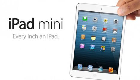 Apple's New iPad Lineup: Prices, Specs And More | Ebooks, interactive iBooks & iBooks Author | Scoop.it