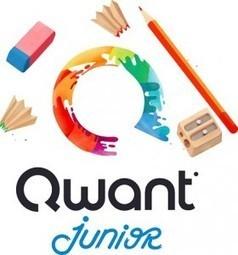 NetPublic » 12 tutoriels pour apprendre à utiliser Qwant Junior, moteur de recherche français sécurisé pour enfants | TICE | Scoop.it