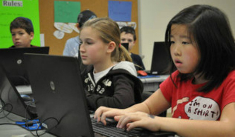 Elementary School Students Go 'Global' With Technology | Education News | Technology - It's Elementary! | Scoop.it